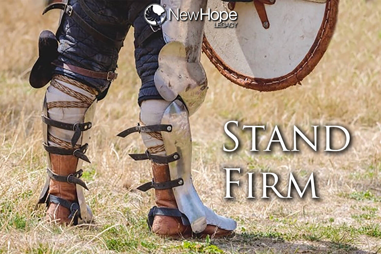 New Series:  Stand Firm